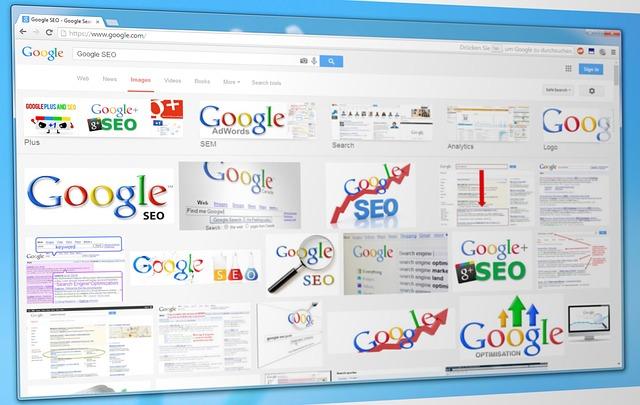 ikony Googlu