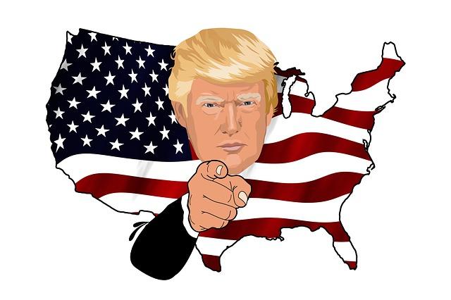 Trump a vlajka usa.jpg